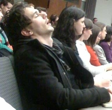 james-franco-sleeping-in-class